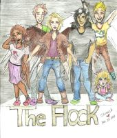 The Flock by naomicb