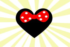 Disney Hearts II Minnie Mouse by smallrinilady
