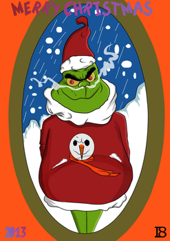 Grinchy by isreal8nc