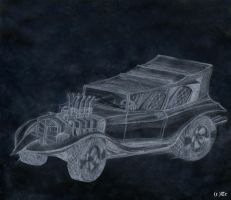 Macabre Buggy by hyperjet