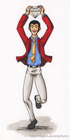 Lupin the 3rd by Fayeuh
