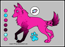 Bid for bubbly Wolf/Fox by MoBAdopts