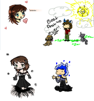 iscribble fun and things by Para-song