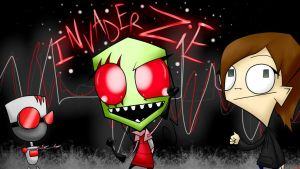 Invader ZiE's devAnniversary! by InvaderZiE