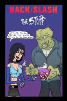 HackSlash: The Stuff by Lordwormm