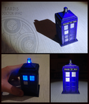 Tardis by DarkMark1991