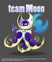 Team MOON by Nekoi-Echizen