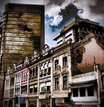 Central Market Kuala Lumpur by fueart