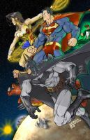 JLA by PIXEL-Of-DOOM