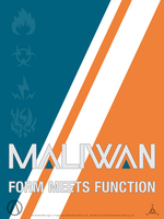 Maliwan: Form meets Function - Borderlands by Colefrehlen