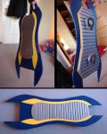 Sonic Riders Blue star by Jamberrii
