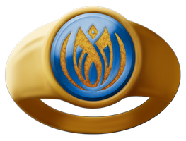 Tulip Academy Ring by EMReven