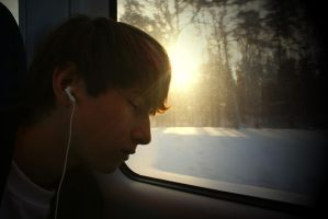 when I was sleeping to dresden by szjet
