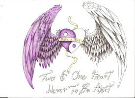 .:Two of one heart:. by axlfox