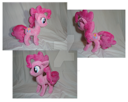 Pinkie other views by PlanetPlush