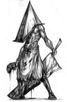 Pyramid Head by suarezart