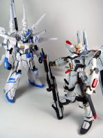 White Strike Freedom by STR1KU