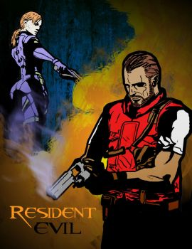 Resident Evil: Arctus Infernus by DeadSpaces