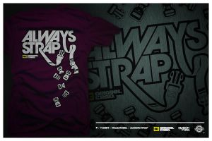 ALWAYS STRAP by shadyau