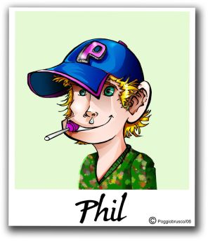 Phil by supergiovane