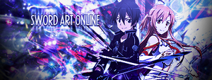 Sowrd Art Online Signature 01 by JamesxpGFX