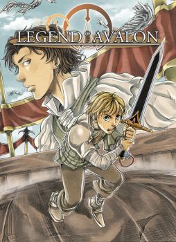 Legend of Avalon Cover by Sorein703