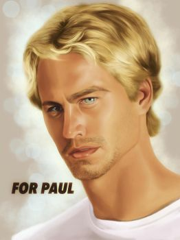For Paul by Prokr