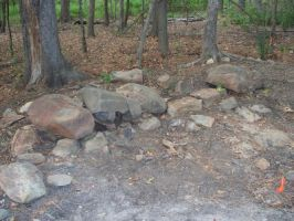Rock Foundation by RD-Stock