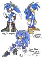 Commission: Three brothers by SupaSilver