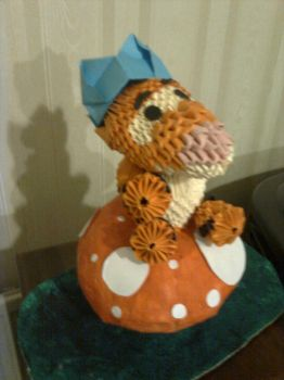 Tigger by JacqueProductions