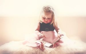 Reading time by Burder