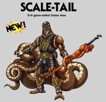 Scale-Tail by oICEMANo