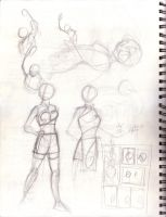 1998 - Sketchbook Vol.6 - p058 by theory-of-everything