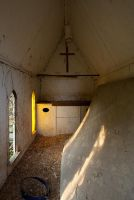 Chicken Chapel by EllipticalSpace