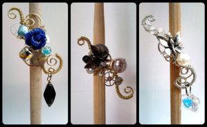 Ear Cuffs by sodacrush
