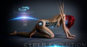 Cyber evolution by 35-Elissandro