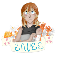 Eavee by ForeverTired