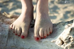 Cecile at the beach 12 by interZone-studio