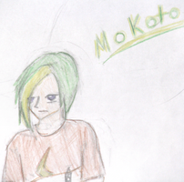 Mokoto as a person by gir-is-me