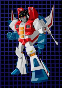 Starscream : G1 Style by memorypalace