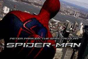 Peter Parker The Spectacular Spider-Man by stick-man-11
