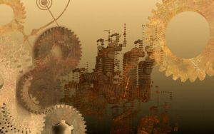 Steampunk Wallpaper 2 by kingjules71