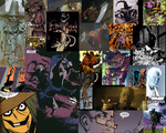 Scarecrow Wallpaper by AliceTheHatter