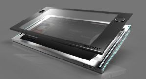 Tablet Concept 2 by SCADBEEZIE