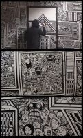 Evil Empire Mural by HEY-APATHY-COMICS