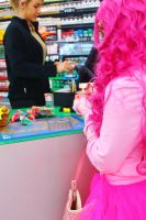 Pinkie Pie, Please Don't Confuse the Cashier! by Awela-Mizuko