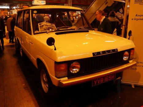 1970 Range Rover by The-Transport-Guild