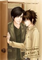 Cover : My Neighbor is a Spy1 by juonkung
