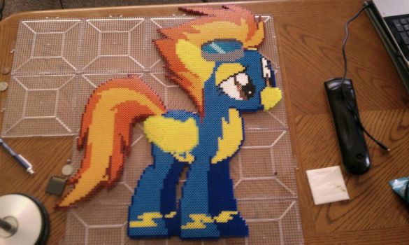 Spitfire by SabretoothCreations