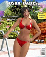 Ada Wong   BSAA COVER-GIRL by blw7920